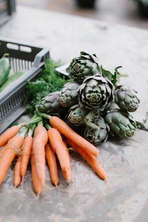 Karotten Gemüse